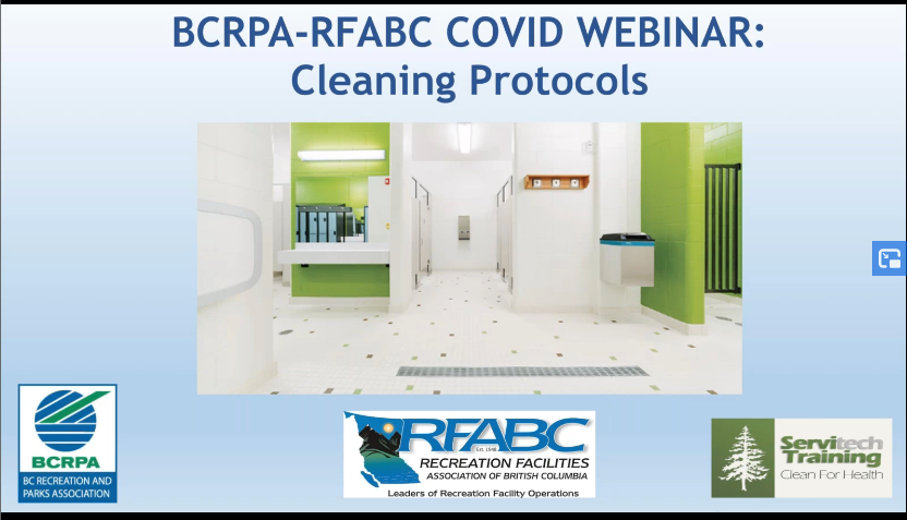 Cleaning Protocols for COVID-19