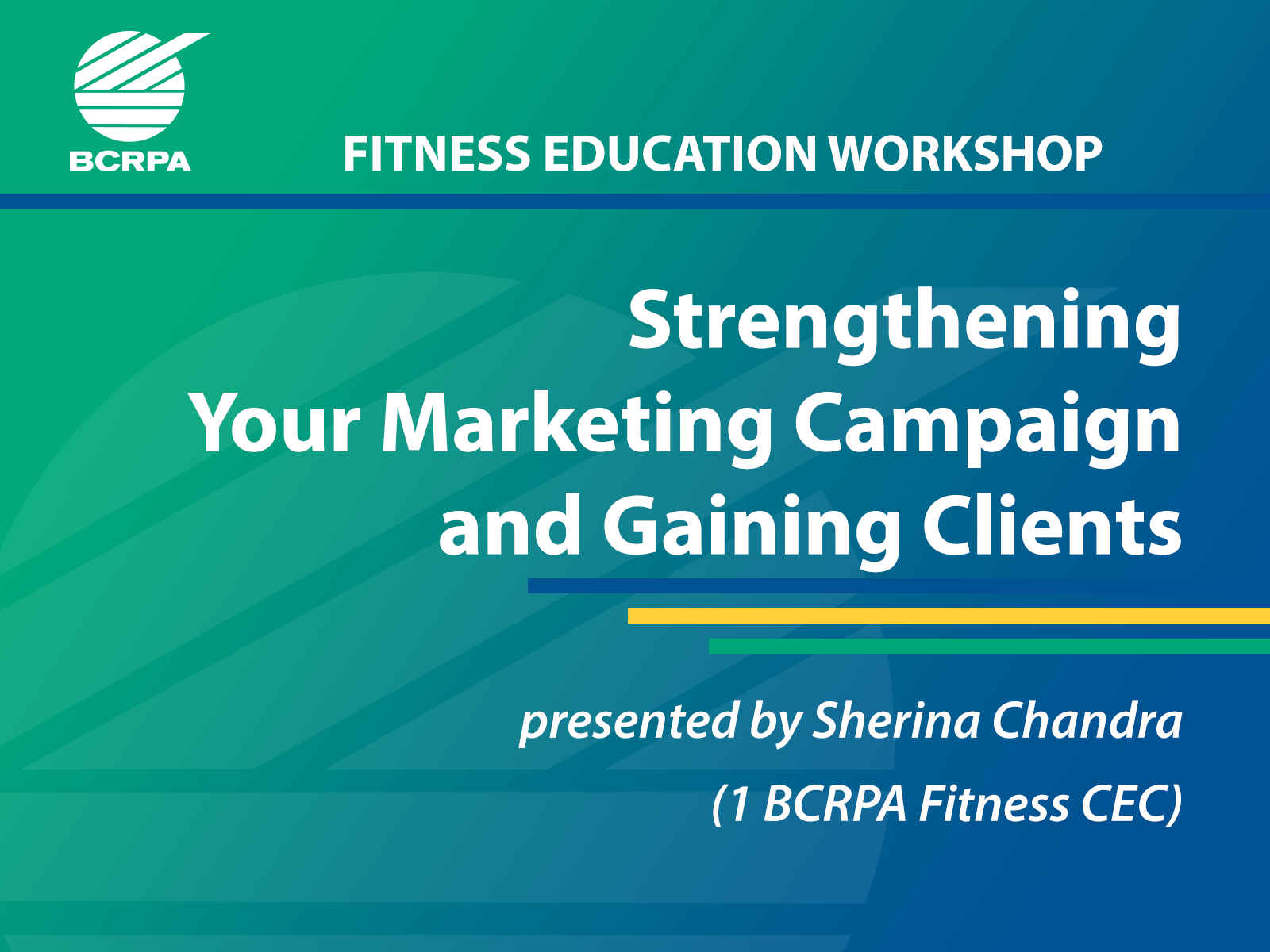 Strengthening Your Marketing Campaign and Gaining Clients